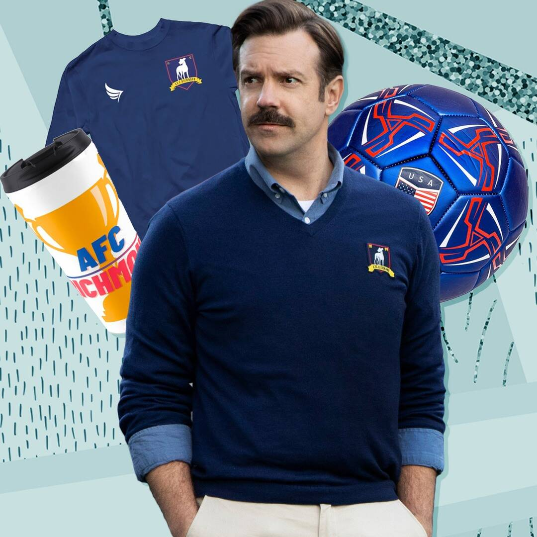 11 Ted Lasso Gifts That Will Add Positivity to Your Life
