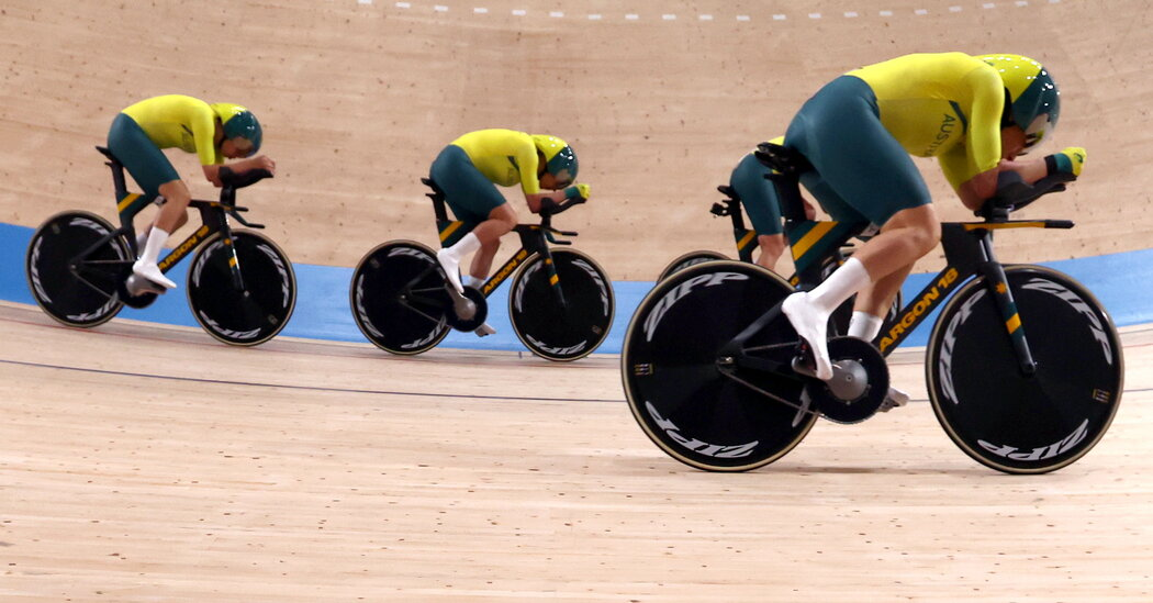 What Is Going On in Track Cycling?