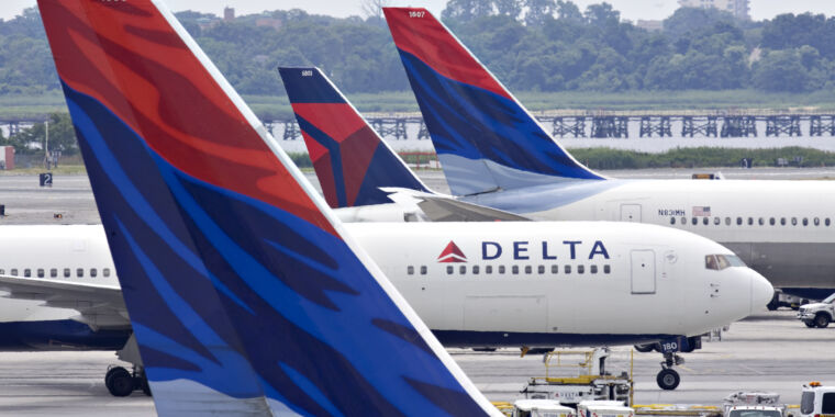 COVID costs billions, so Delta to charge unvaxxed airline workers $200/month