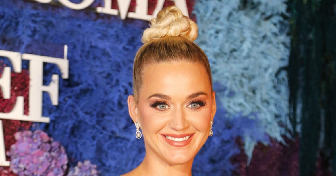 Katy Perry Celebrates Daughter Daisy's 1st Birthday With Sweet Tribute