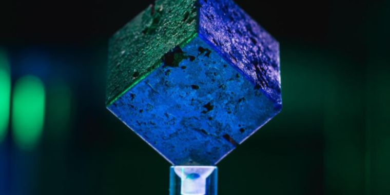 New evidence shows this uranium cube is likely relic of Nazi A-bomb program