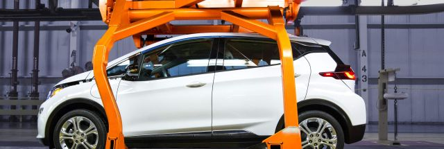 GM throws LG under the bus as Chevy Bolt production pauses amid recall