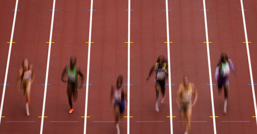 An Olympic Track Built for Speed Is Already Producing Records
