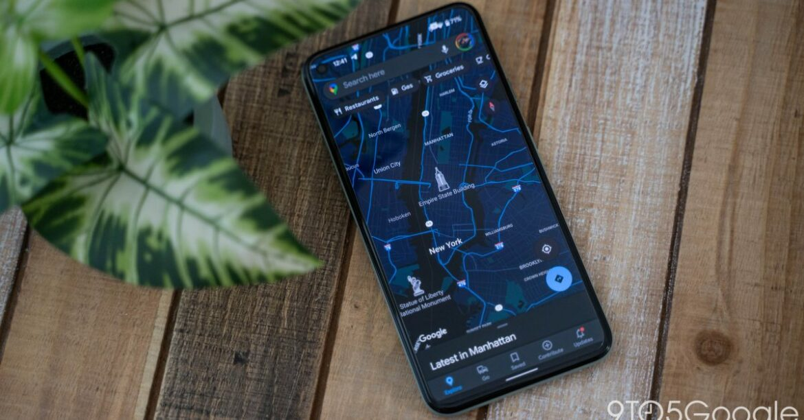 Google Maps dark theme officially coming to iPhone this month