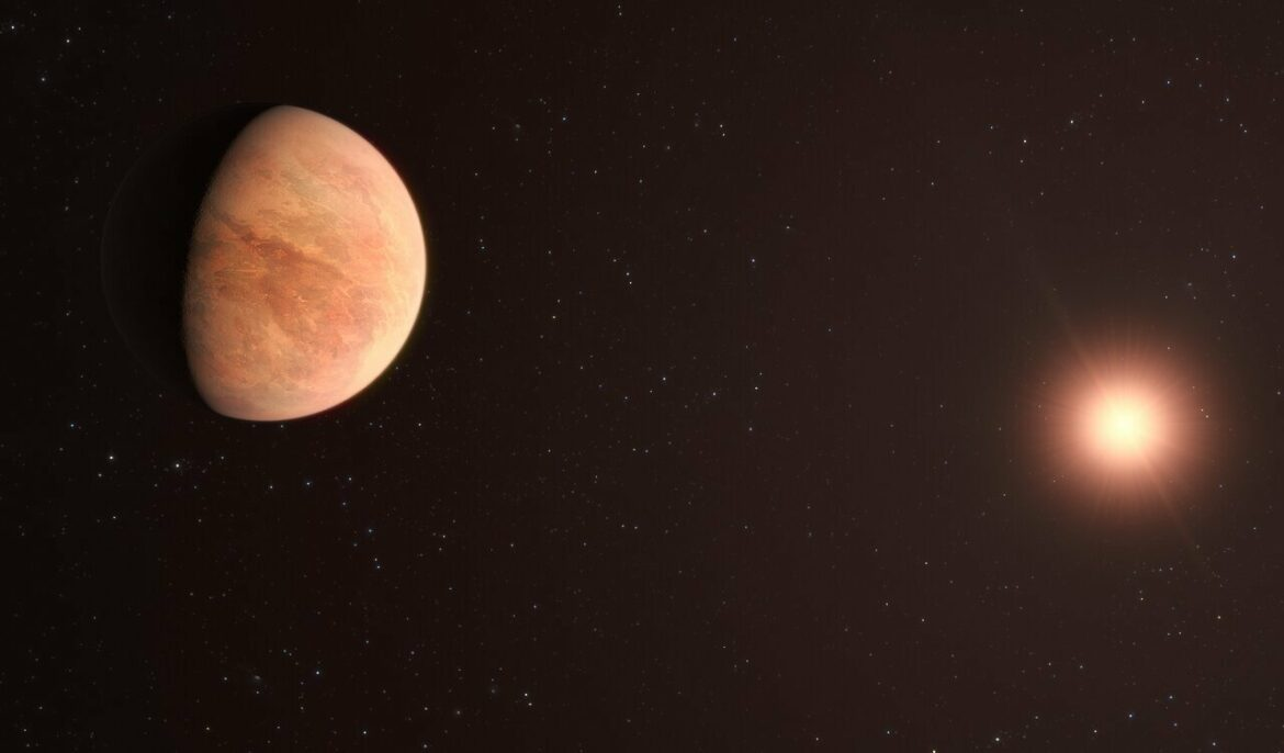 New observations show that rocky exoplanets have exactly half the mass of Venus.