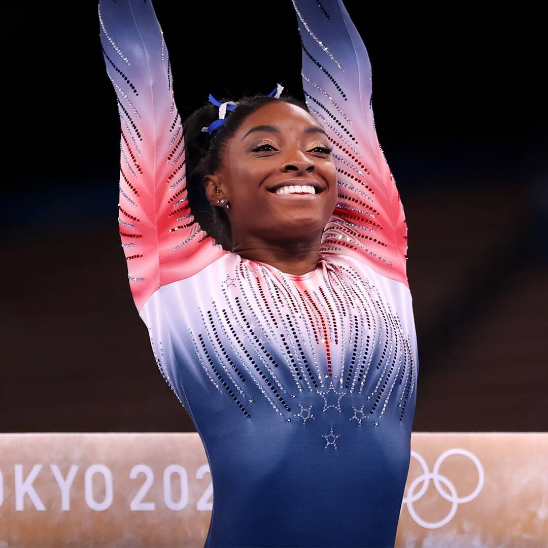 """Simone Biles Admits It """"Just Sucks"""" That the Tokyo Olympics Didn't Go the Way She Wanted"""