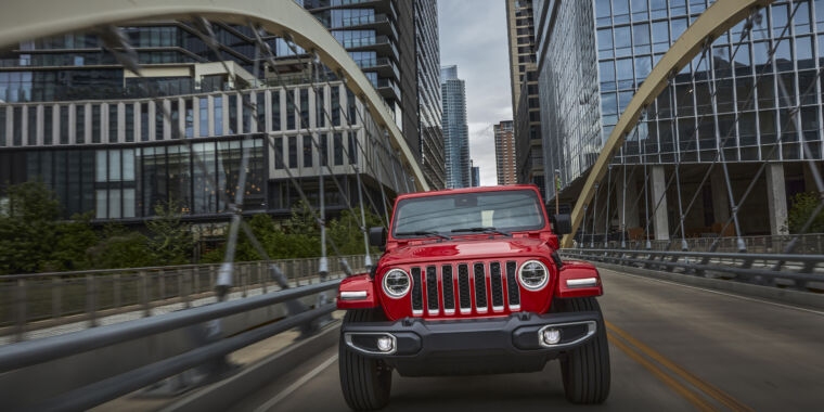 The 2021 Jeep Wrangler 4xe marries WWII handling with 50 mpg efficiency