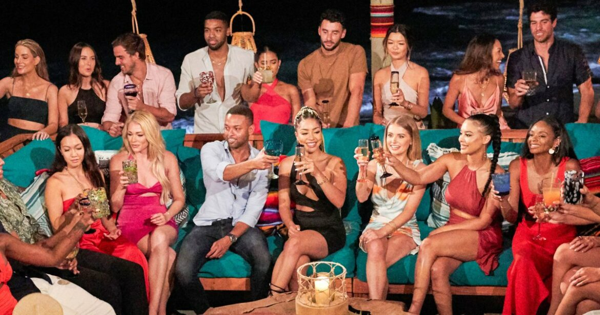 Thomas Brings the Drama With Tre and Serena P. on 'Bachelor in Paradise'