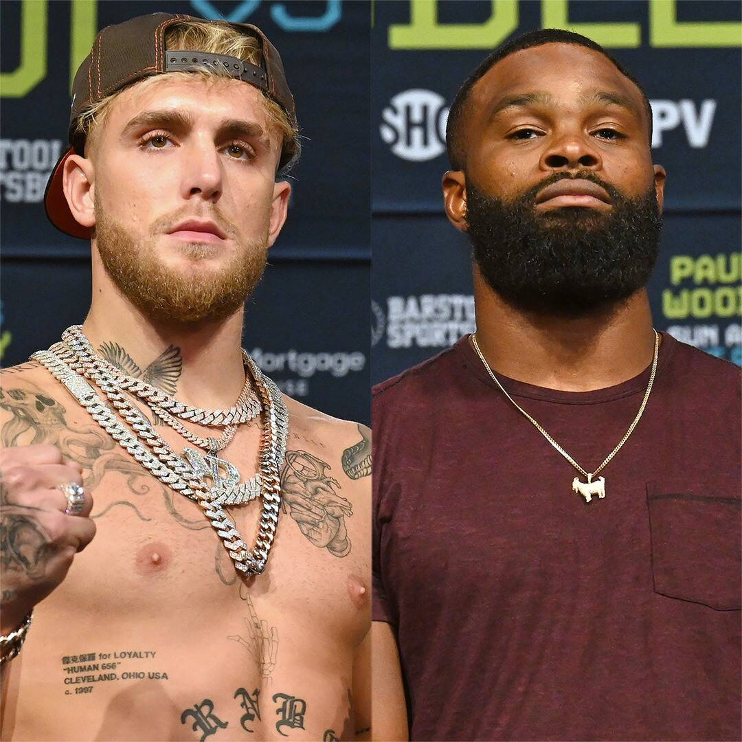 Tyron Woodley May Have Just Knocked Out Jake Paul With His Words Before Their Actual Fight