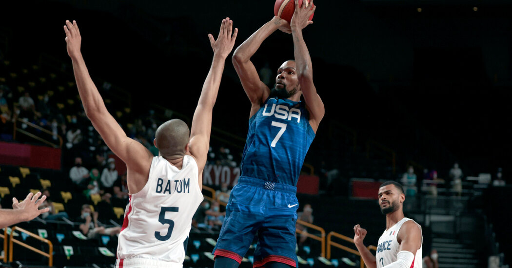 U.S. Men's Basketball Faces Tough Must-Win Game Against Spain