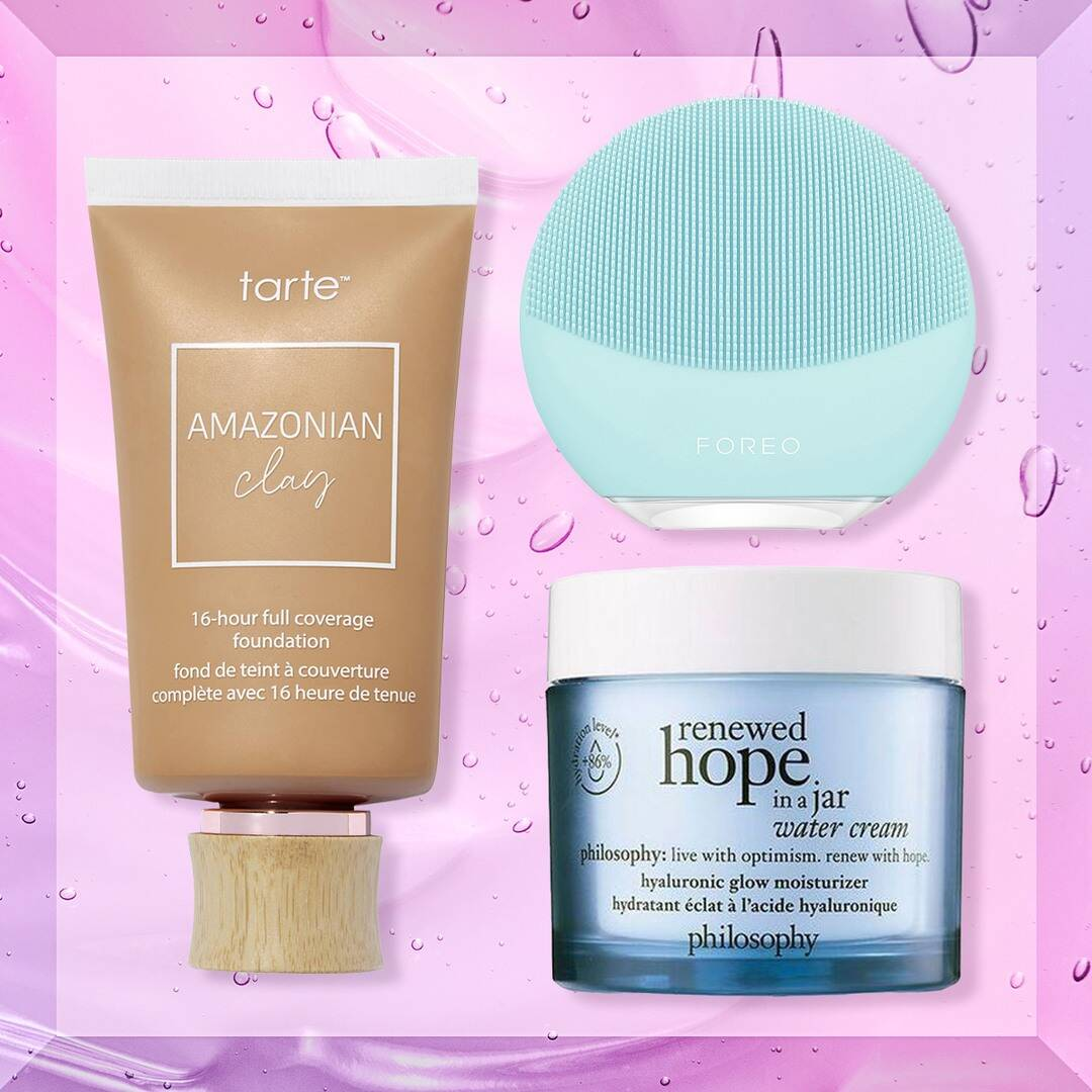 Ulta's 21 Days Of Beauty: Get 50% Off Tarte, Philosophy, Foreo & More