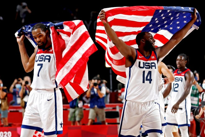USA women's basketball team tops Japan to win seventh consecutive Olympic gold medal