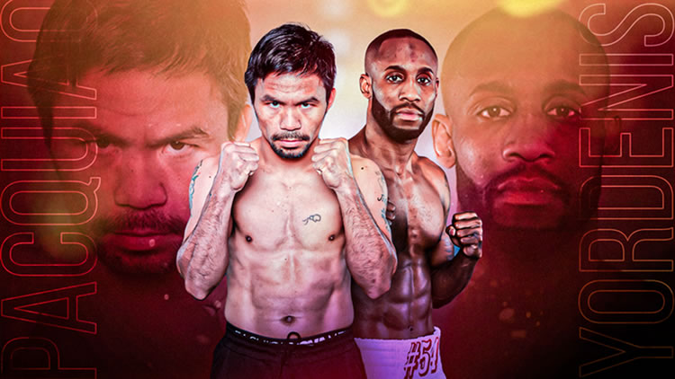 Manny Pacquiao vs Yordenis Ugas: How much money will the Pacman earn?