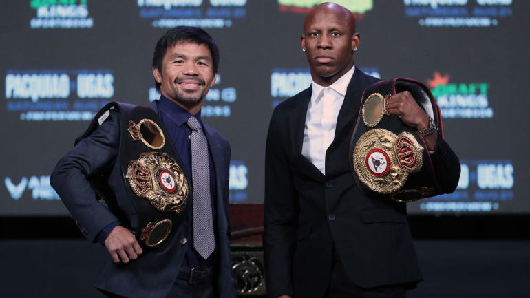 Manny Pacquiao vs. Yordenis Ugas fight predictions, odds, undercard, expert picks, date, preview