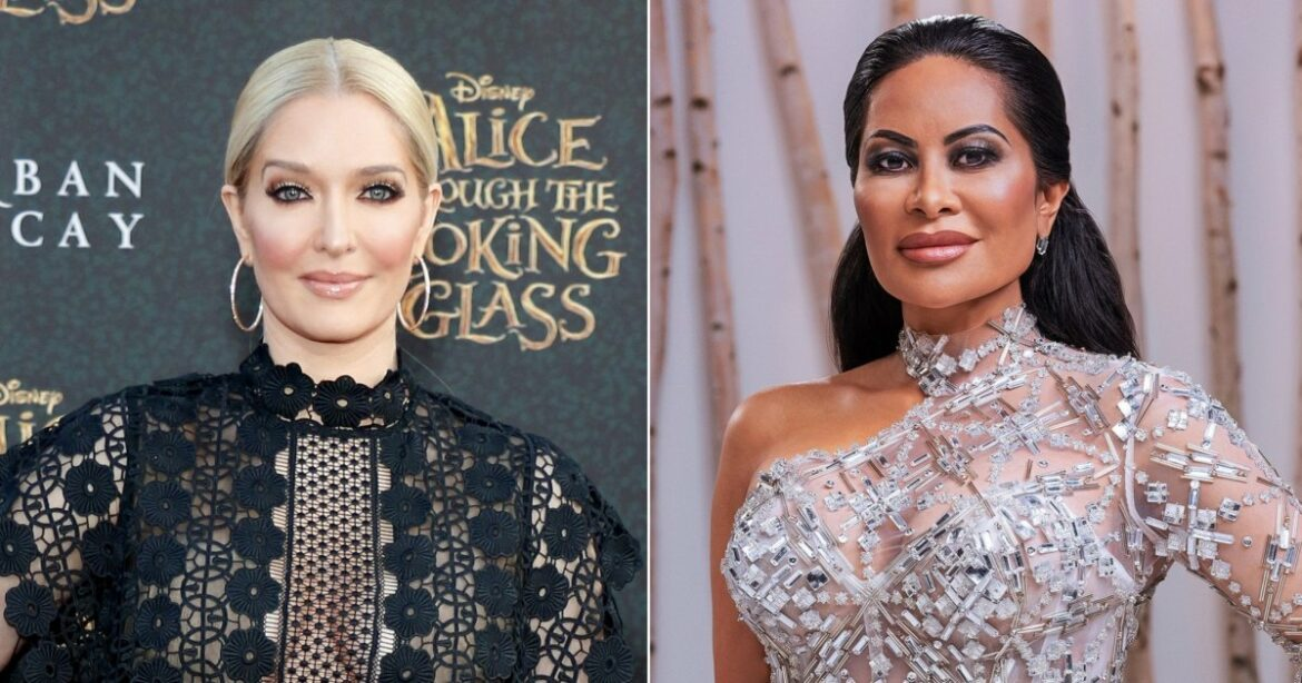 Jen Shah Deletes Meme Comparing Her and Erika Jayne's Legal Woes: 'Hold My Drink'