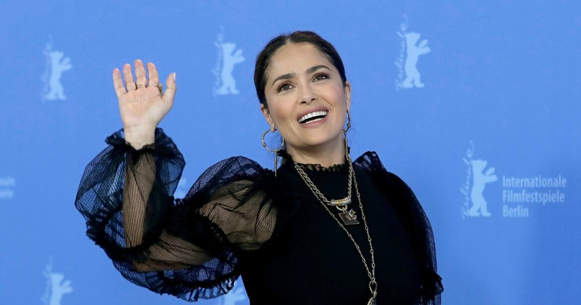 Salma Hayek Once Credited Her Ageless Skin to This Under-the-Radar Ingredient