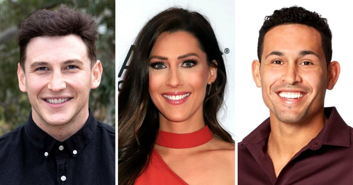Blake Horstmann Reacts to Becca Kufrin's Date With Thomas Jacobs