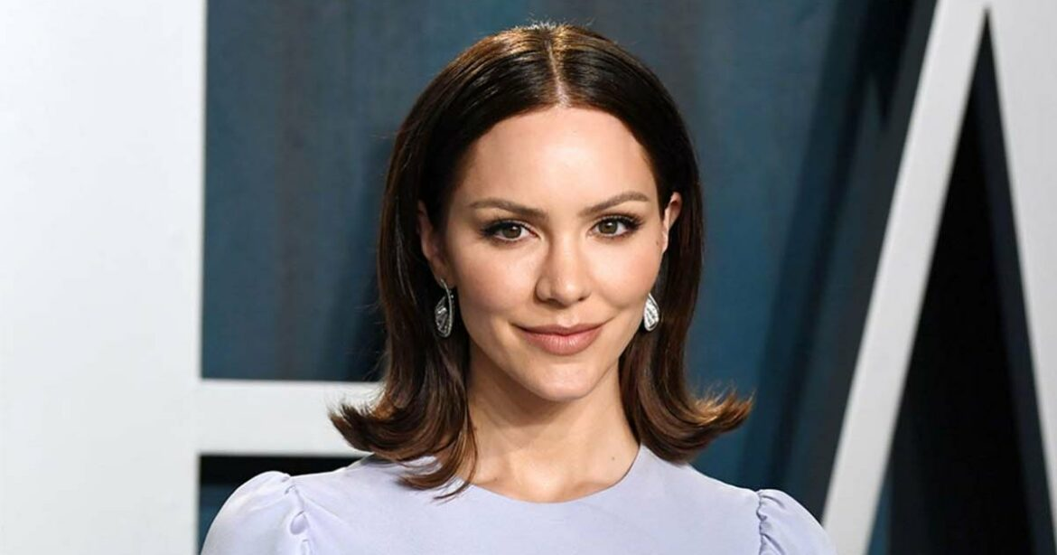 Katharine McPhee Shows 6-Month-Old Son Rennie's Face for the 1st Time