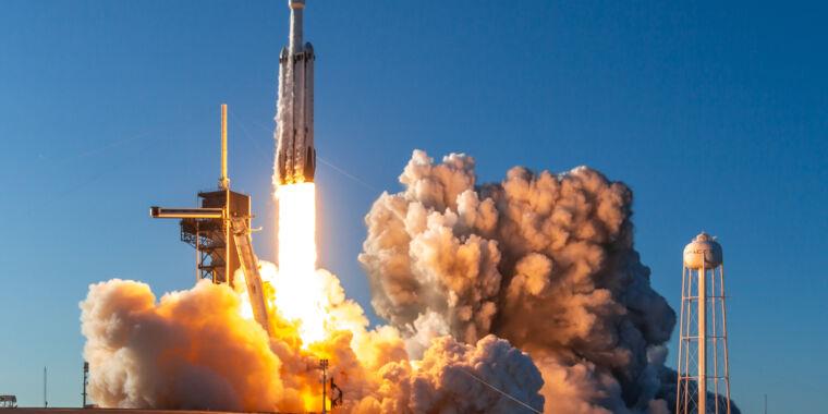 Rocket Report: Next Falcon Heavy launch date set, Soyuz 5 engines clear tests