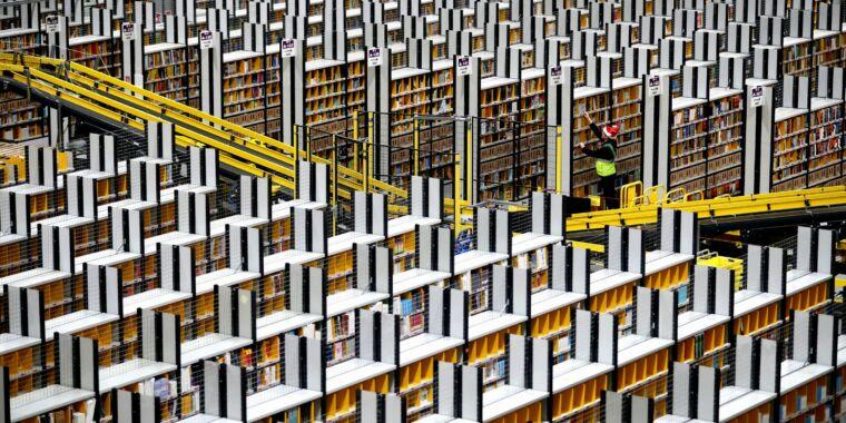 California Senate passes warehouse workers bill, taking aim at Amazon