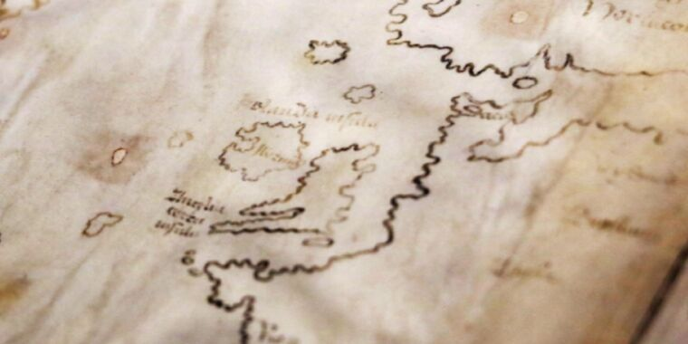 It's all in the ink: Vinland Map is definitely a fake, new analysis finds