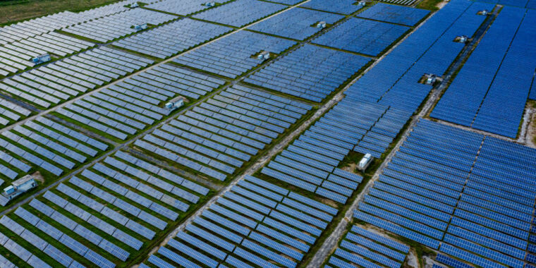 The stormy relationship between solar power and the weather