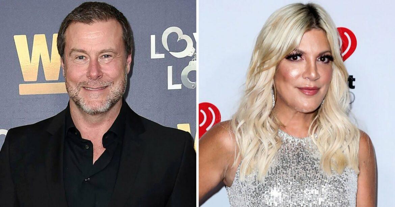 Dean McDermott Slams 'Weird' Tori Spelling Divorce Rumors