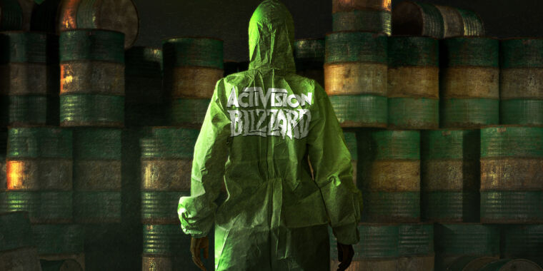 SEC probing Activision Blizzard in wake of harassment, discrimination lawsuits