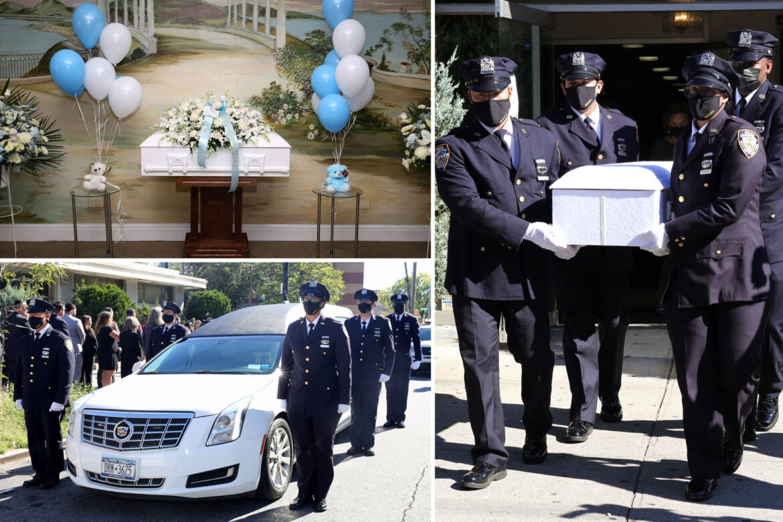 Cops arrange funeral for dead twin newborns abandoned in Bronx alley