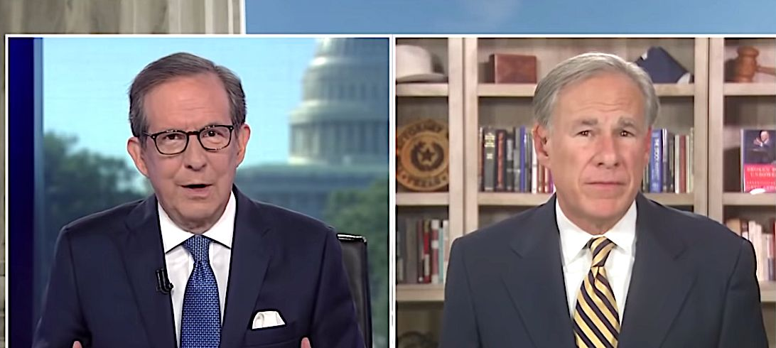 Texas Gov. Won't Budge On Abortion Exceptions When Chris Wallace Grills Him On 15,000 Rapes