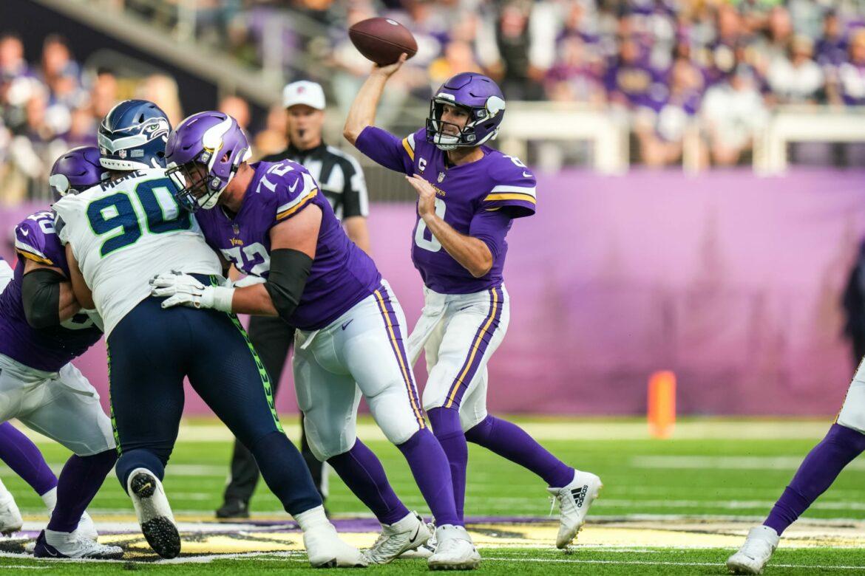 Vikings win proves trashing Kirk Cousins was premature
