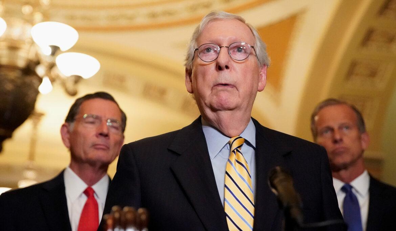 Senate GOP Filibusters Bill to Raise Debt Ceiling in Key Procedural Vote