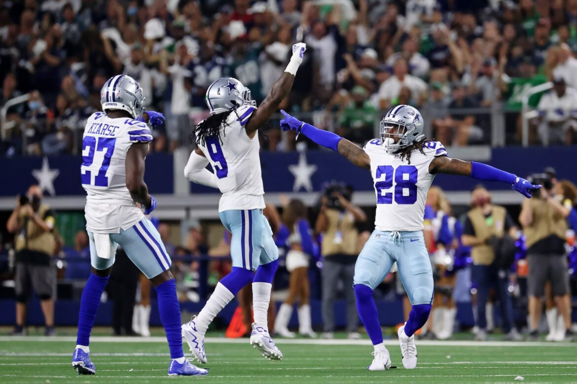 3 games the Cowboys must win to finish off the NFC East