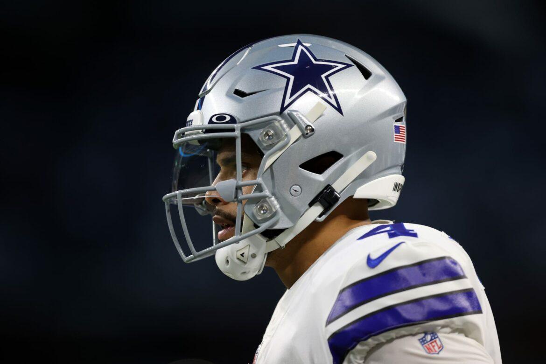 Dak Prescott's reaction to Cowboys TD robbery is a meme waiting to happen