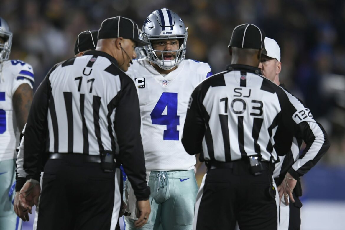 Ball don't lie: 3 worst calls from Week 6 in the NFL