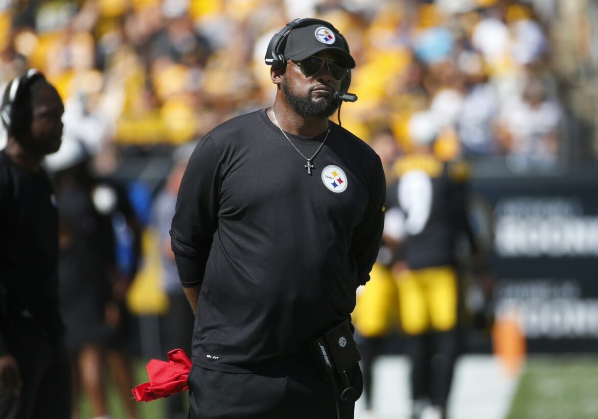 Mike Tomlin could care less about Tyler Boyd's opinion of Steelers