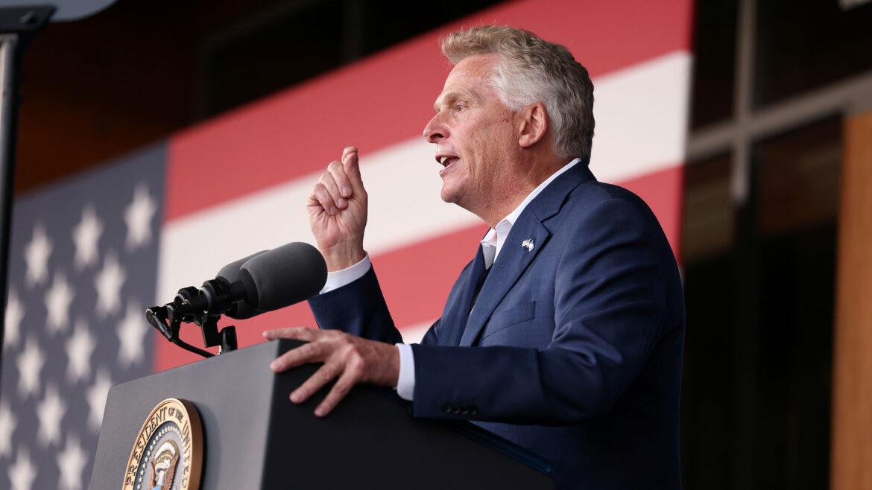 Terry McAuliffe Calls to Lower Price Tag on Democrats' $3.5 Trillion Reconciliation Bill