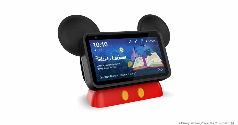 'Hey, Disney!' Amazon and Disney welcome a new era of Alexa-like voice assistants