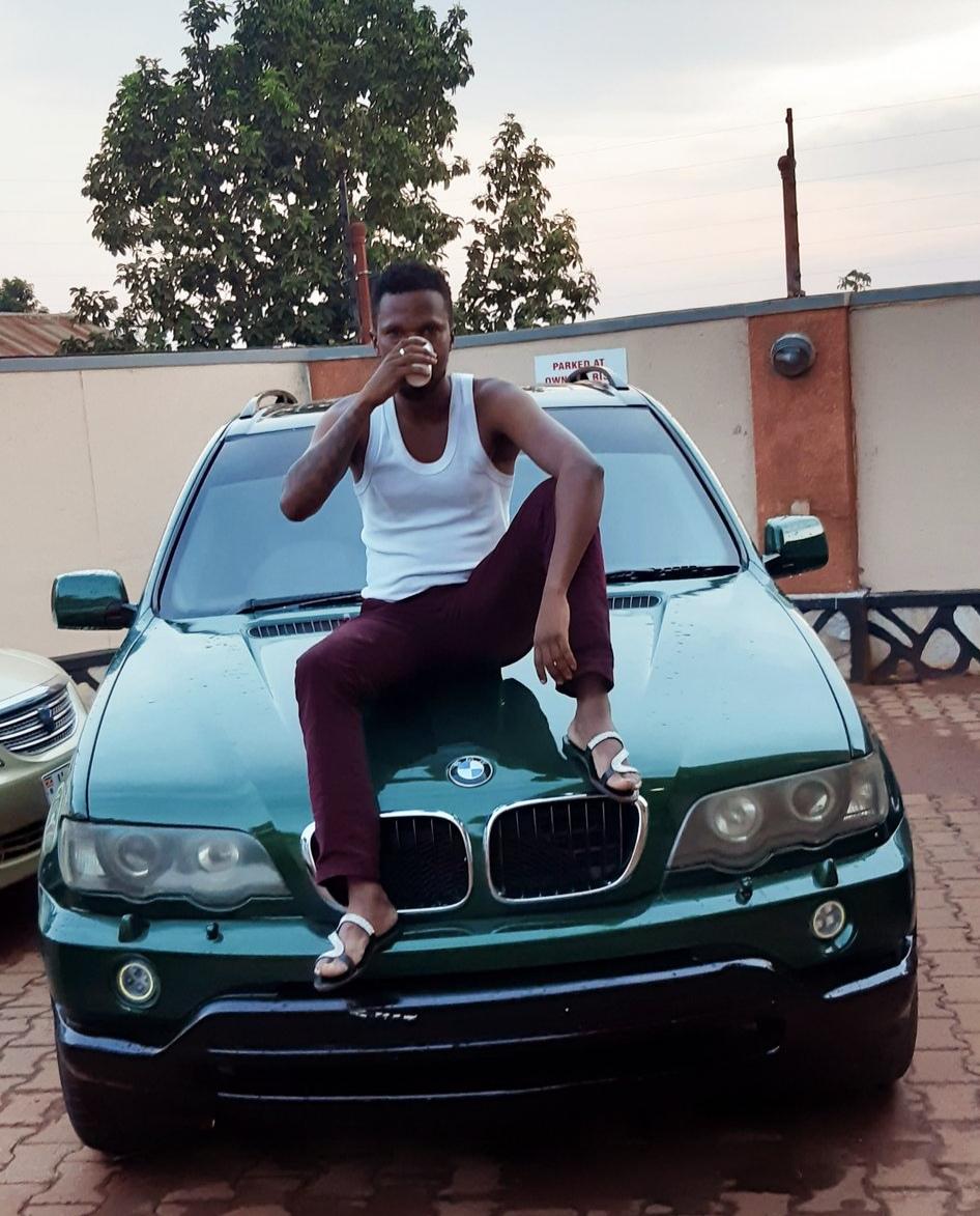 First Daughter Natasha gifts former Bobi Wine diehard Ashburg Katto with brand new monster ride