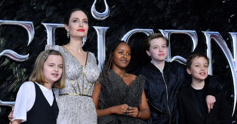 Angelina Jolie Is 'Hopeful' Her Kids Can Testify in Brad Pitt Custody Case