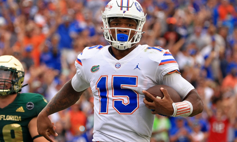 Halftime Takeaways: Gators overwhelmed early by 'Bama but not out