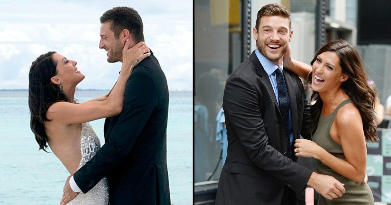 Bachelorette Becca Kufrin and Garrett Yrigoyen's Relationship Timeline
