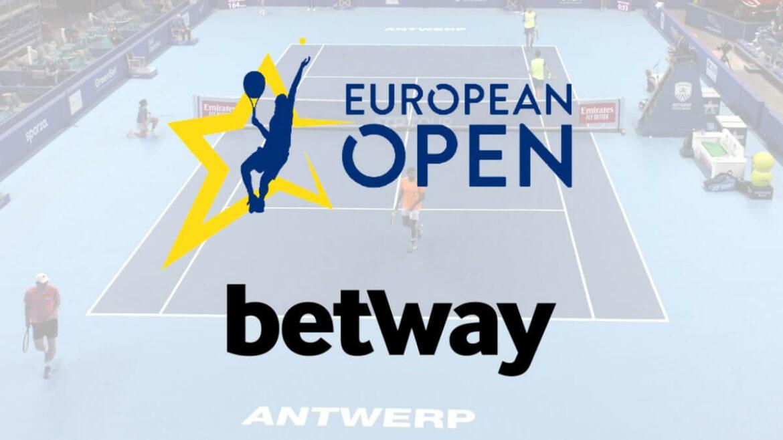 Betway To Sponsor ATP Tour's European Open