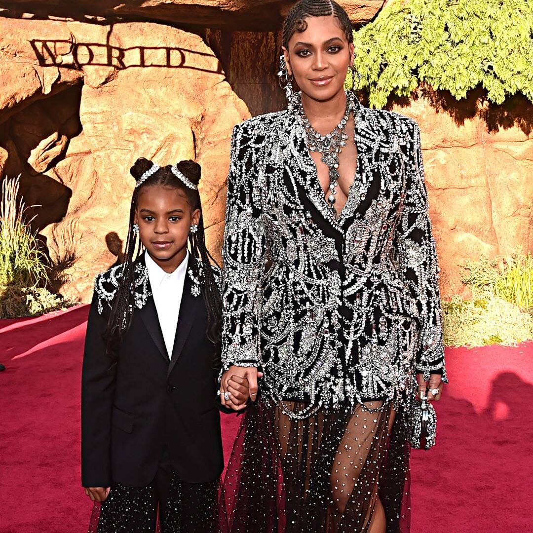 Beyoncé and Jay-Z's Daughter Blue Ivy Carter Is Officially a VMA Winner