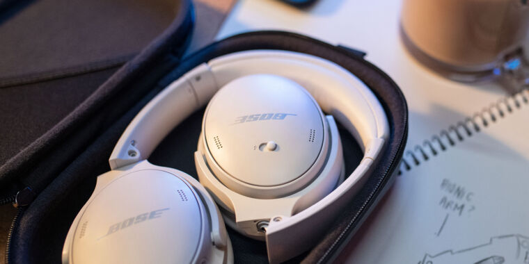 Bose launches its latest set of wireless noise-canceling headphones