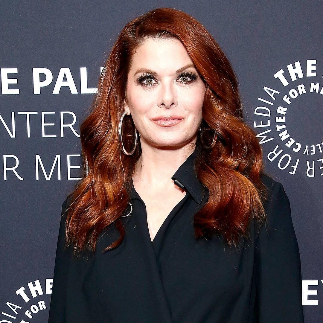 Debra Messing Shades Kim Kardashian's Saturday Night Live Hosting Gig