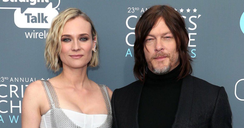 Diane Kruger and Norman Reedus' Relationship Timeline: Photos