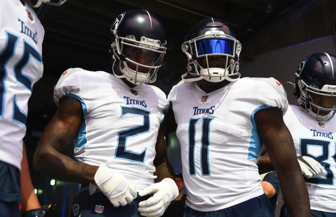 Fantasy Football: Who will be left in the Titans' wide receiver group for Week 4?