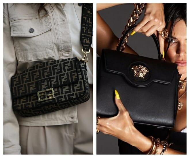 Fendi x Versace Collaboration Rumours at Milan Fashion Week