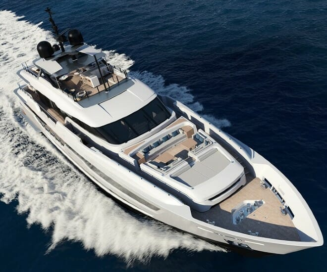 Ferretti Group Unveils The Custom Line 140, Its Newest Flagship Superyacht